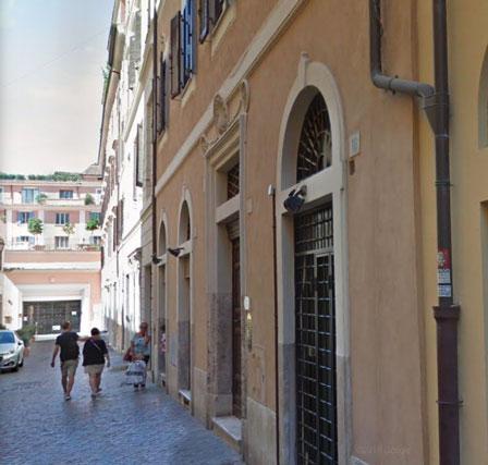 Esterno-Roma